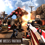 Rage Z Multiplayer Zombie FPS MOD APK+DATA
