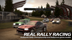 Rush Rally 2 MOD APK+NORMAL APK+DATA Terbaru