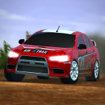 Rush Rally 2 MOD APK+NORMAL APK+DATA 1.94