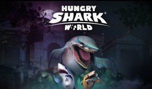 Hungry Shark World MOD APK 3 5 0 Unlimited Gems - AndroPalace