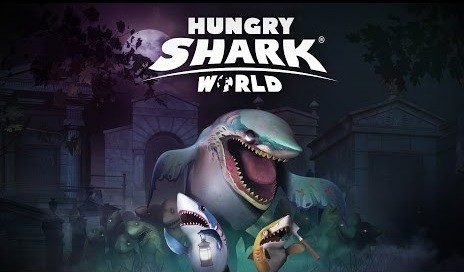 hungry shark world mod apk unlimited money and gems 2.5 0