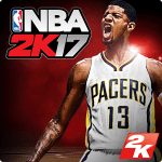 NBA 2K17 MOD APK+DATA Unlimited Money 0.0.27