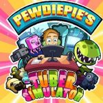 PewDiePie's Tuber Simulator MOD APK Unlimited Money 1.20.0