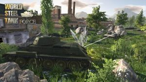 world-of-steel-tank-force-android
