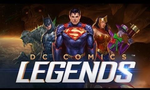 Image result for DC Legends APK