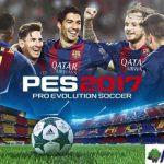 PES 2017 APK+DATA MOD Android Pro Evolution Soccer 17 1.1.0