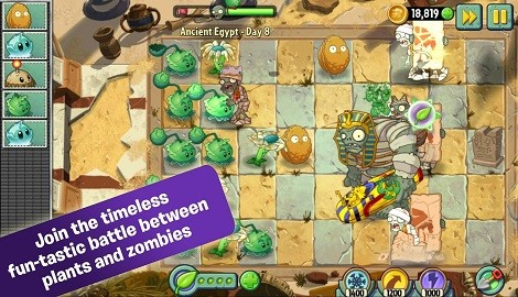 Plants vs Zombies 2 MOD APK 7 6 1 (Proper Working) - AndroPalace