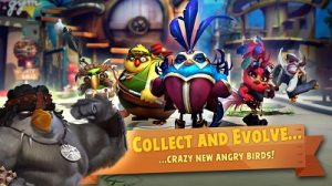 angry birds evolution mod apk unlimited gems and coins