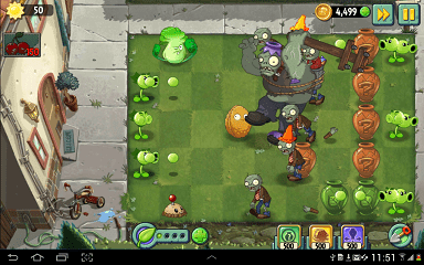 plants vs zombies 1 mod apk 2018