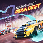Ridge Racer Draw And Drift MOD APK 1.2.3 Unlimited Coins Gems