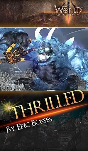 The World 3 Rise of Demon MOD APK 1.28 4