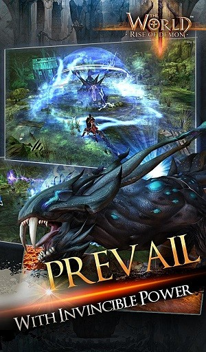 The World 3 Rise of Demon MOD APK 1.28 3