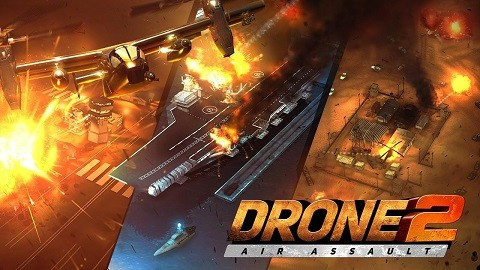 Drone 2 Air Assault MOD APK Unlimited Money 0 1 140