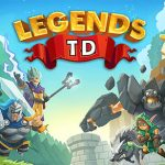 Legends TD None Shall Pass! MOD APK Unlimited Gems