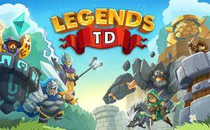 legends-td-apk-mod-android