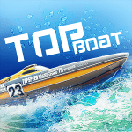 Top Boat Racing Simulator 3D MOD APK Unlimited Money