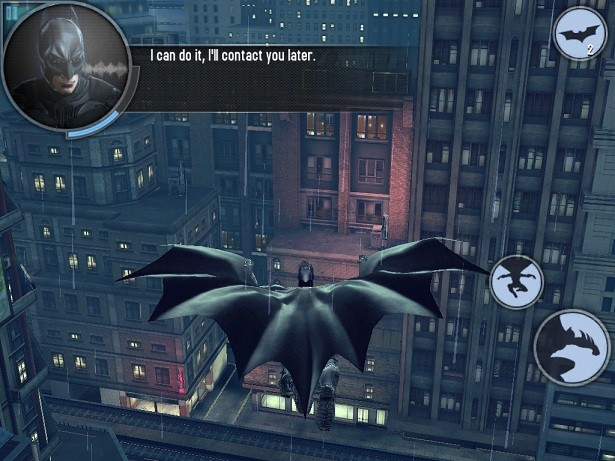 The Dark Knight Rises APK MOD 1.1.6 2