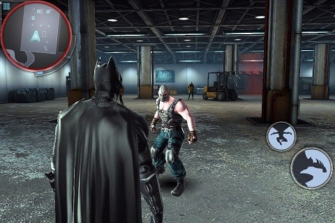 The Dark Knight Rises APK MOD 1.1.6 3