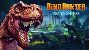 dino-hunter-deadly-shores-mod-apk-android