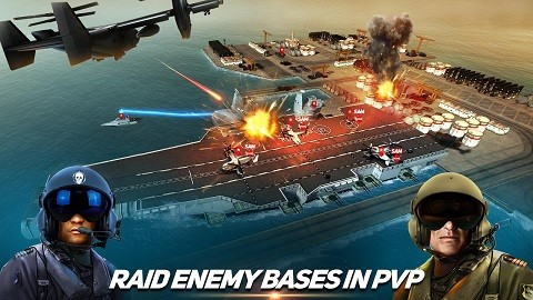 Drone 2 Air Assault MOD APK Unlimited Money 0 1 140 - AndroPalace