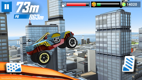 Hot Wheels Race Off MOD APK 11.0.12232 2