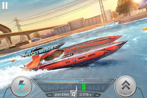 Top Boat Racing Simulator 3d Mod Apk Unlimited Money Andropalace