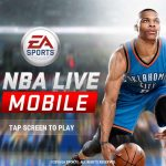 NBA LIVE Mobile Basketball MOD APK 3.0.01