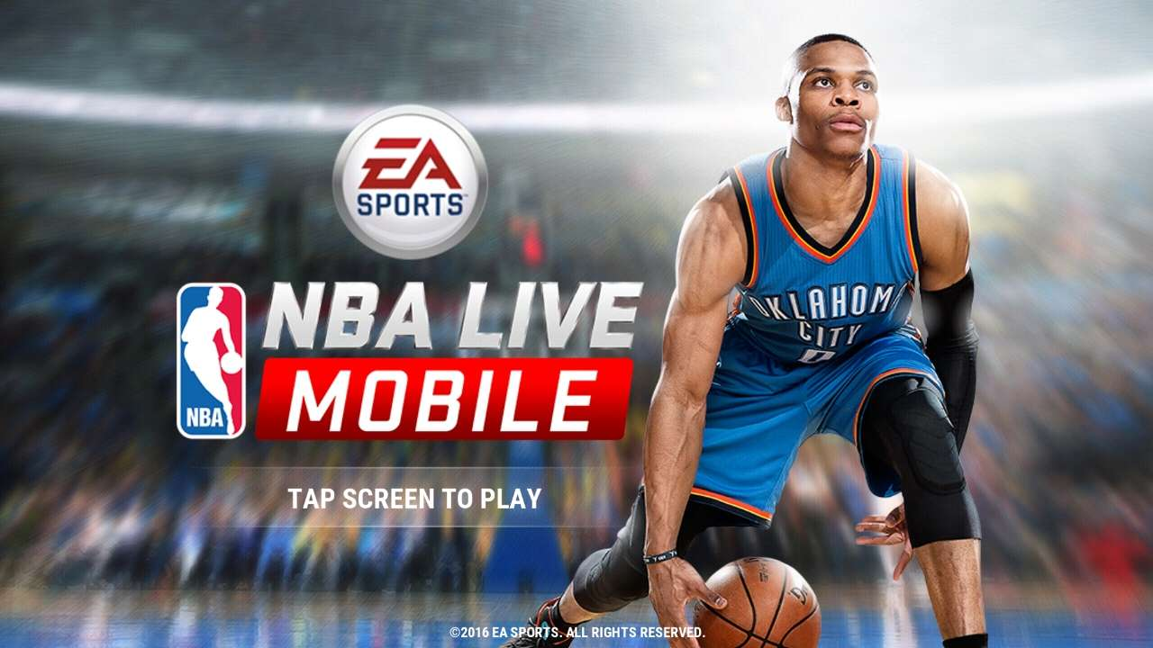 NBA LIVE Mobile Basketball MOD APK 3 0 01 - AndroPalace
