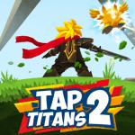 Tap Titans 2 MOD APK 2.7.4 Unlimited Coins Gems