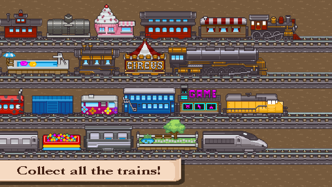 Tiny Rails MOD APK Unlimited Money 2.0.5 - AndroPalace