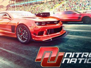 Nitro Nation Online MOD APK 5.1.5 terbaru