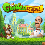 Gardenscapes New Acres MOD APK 1.4.2 Unlimited Gold Money