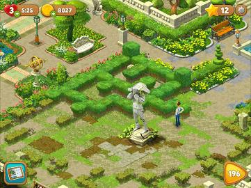gardenscapes ios apk