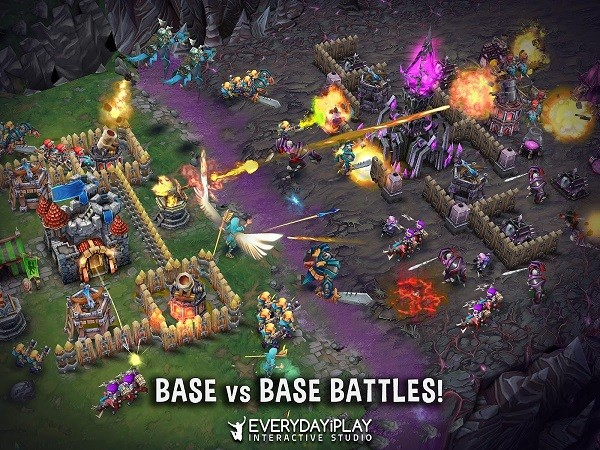 mod apk for clash of clans andropalace