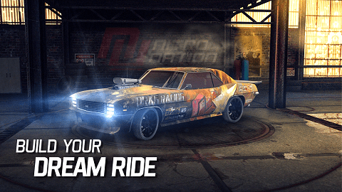 nitro nation drag mod apk unlimited money