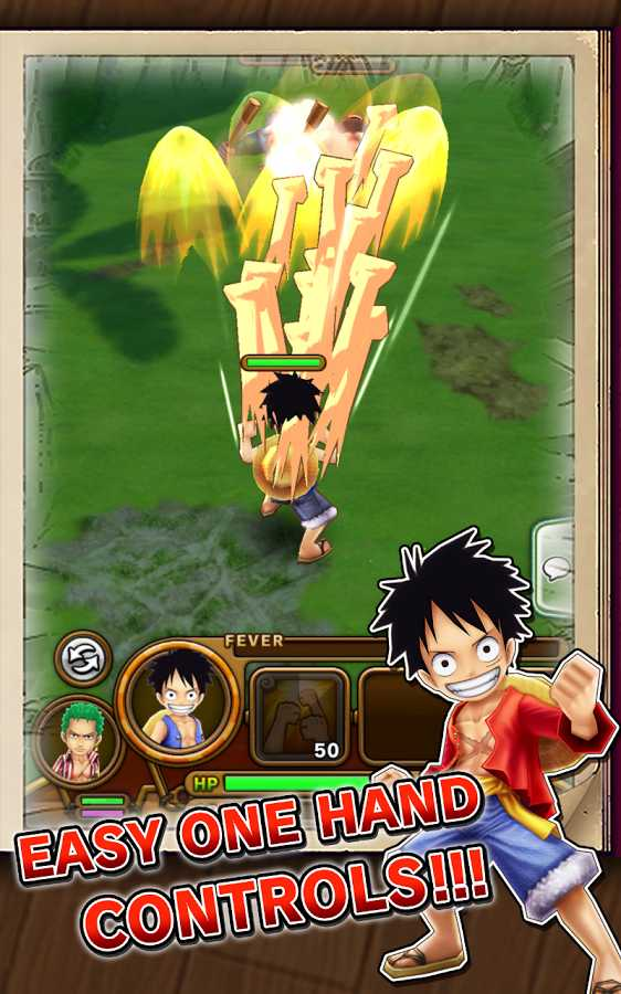 One Piece Thousand Storm Mod Apk 10 5 5 No Root Andropalace