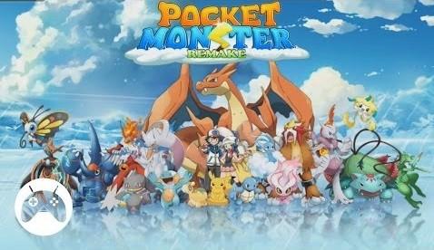 Pocket Monster Remake MOD APK Pokemon RPG Latest Update 1 ...