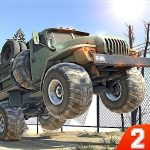 Truck Evolution WildWheels MOD APK Truck Driver 2 Unlimited Money