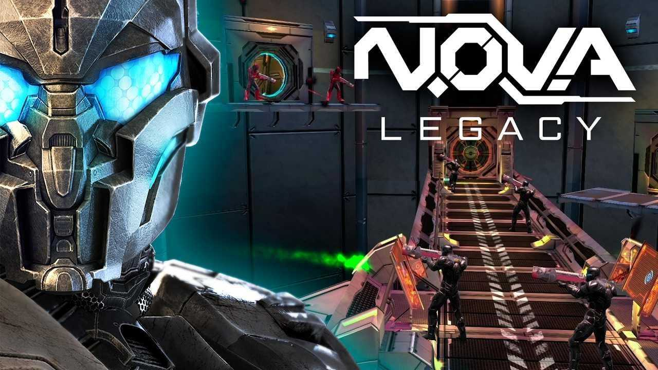N O V A  Legacy MOD APK (Unlimited Money) 5 8 1c - AndroPalace