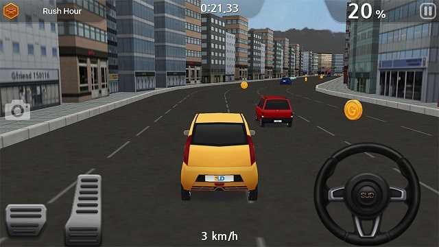 Manual Car Games Apk