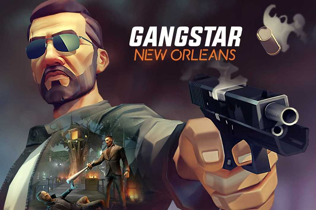 Gangstar New Orleans APK+DATA MOD Android 1.5.1f NOROOT 2018
