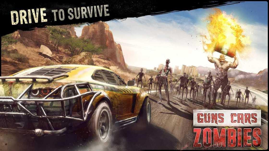 Guns Cars Zombies Mod Apk Unlimited Money  4