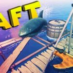 Raft Survival Simulator Premium MOD APK Unlocked Unlimited Money 1.6.1