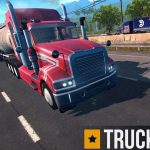 Truck Simulator PRO 2 MOD APK Premium Infinite Money 1.6