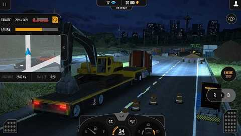 download truck simulator 3d mod apk android 1