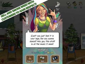 Weed Firm 2 Back to College MOD APK Unlimited Money