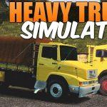 Heavy Truck Simulator MOD APK Unlimited Money 1.970