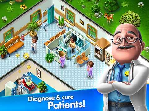 My Hospital MOD APK Infinite Money 1 1 90 Coins/Gems - AndroPalace