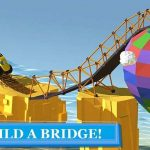 Build a Bridge! MOD APK Easy MODE Unlocked Lots of Money