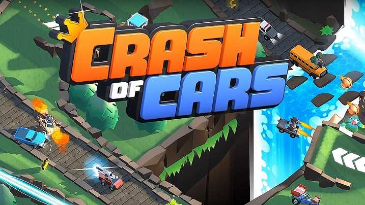 скачать Crash Of Cars на андроид мод - фото 2
